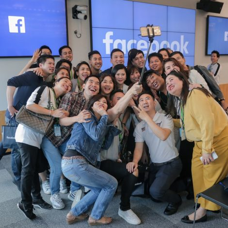 DEF#1 Visit Facebook Office
